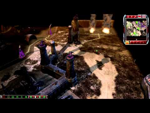 Let's Play C&C 3 Kane's Wrath E09 The Betrayal of Kilian Qatar