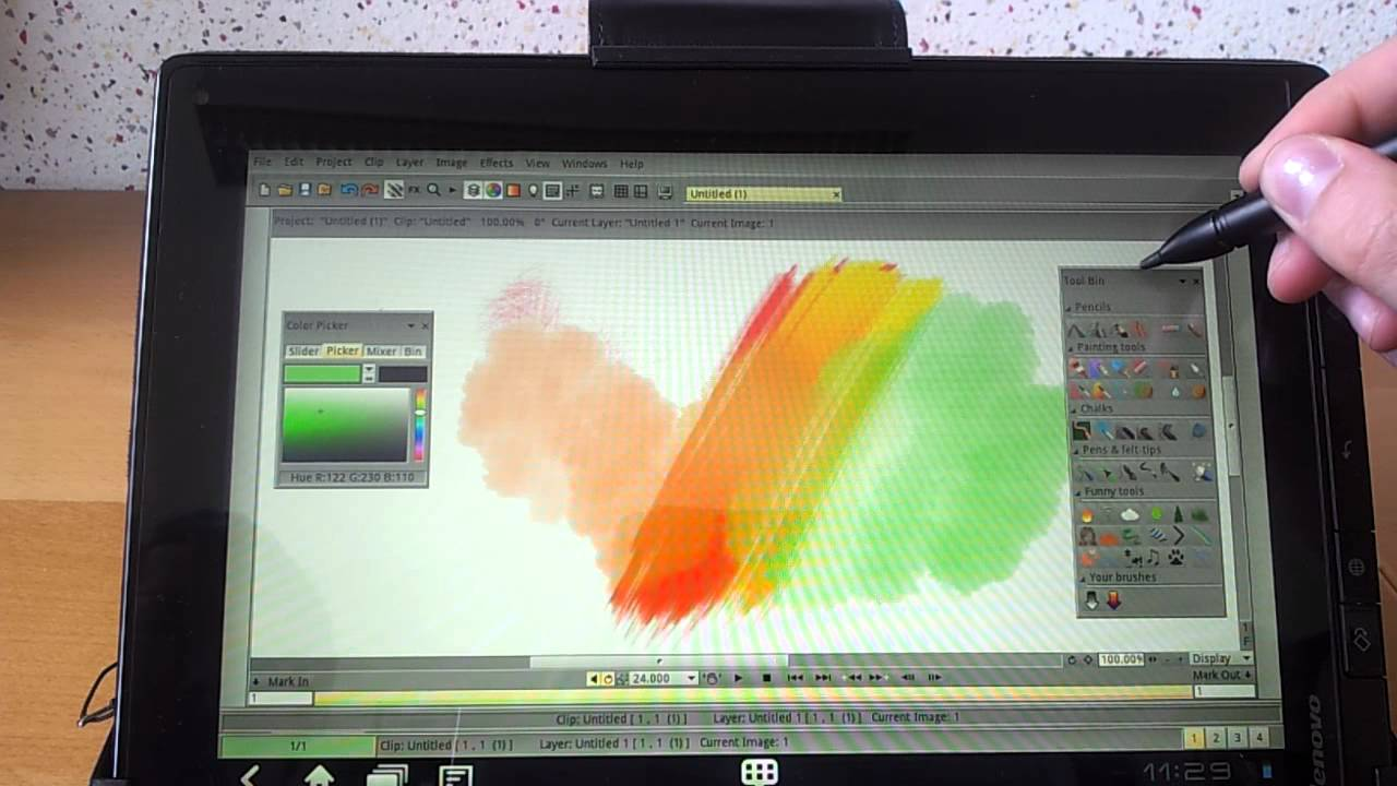 Make A Paint App In Androud