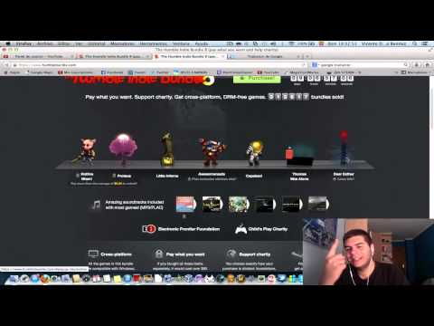 Comprar juegos Indie Baratos - Humble Bundle - Awesomenauts barato