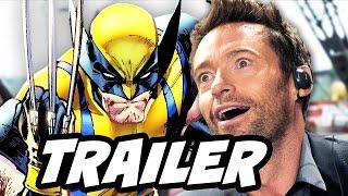 Logan Red Band Trailer Breakdown - Wolverine 3