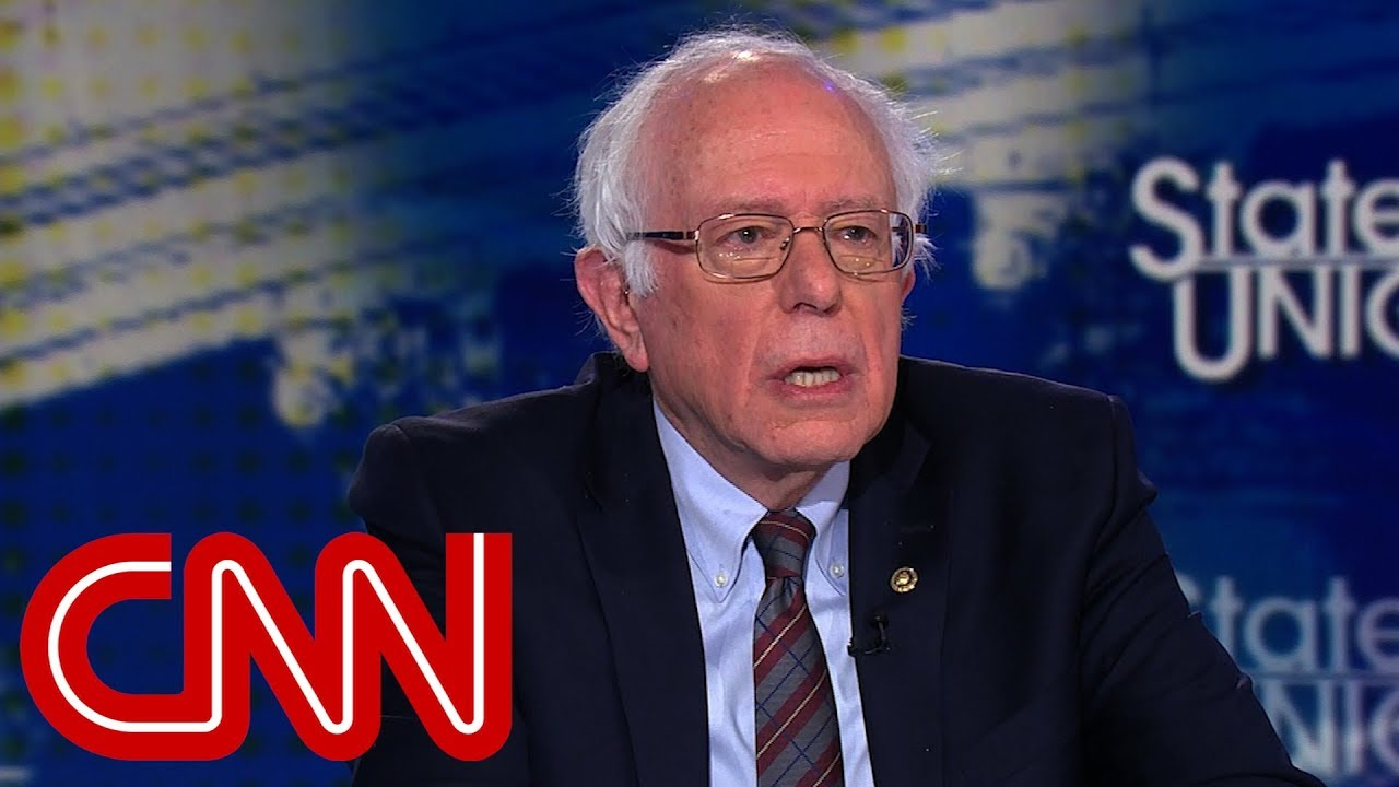 Trump ad saying Dems complicit in murder is sad, Sanders says