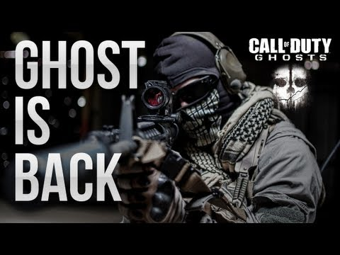 Call of Duty: Ghosts - THE RETURN OF SIMON 