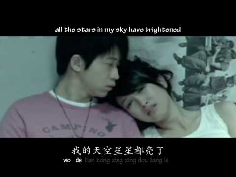 Michael Wong 光良 Guang Liang - Tong Hua 童话 Fairy Tale English + Pinyin Sub Karaoke