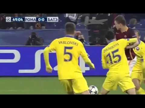 Рома 0:0 Батэ