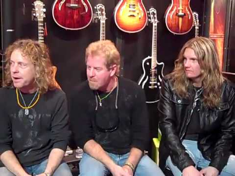 NAMM 2010: Night Ranger Interview