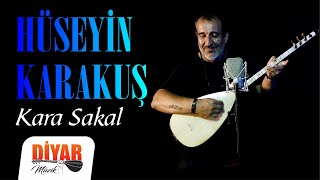 Hüseyin Karakuş - Kara Sakal (Official Audio)
