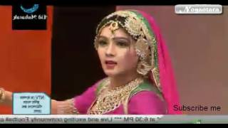 Eid Aojane bangla dance mahi Ntv Staais performance  -2016