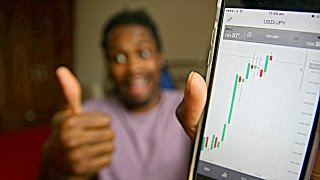 Made £22,021.34 in 5 days   Trading forex