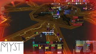 Myst VS Mythic Zul