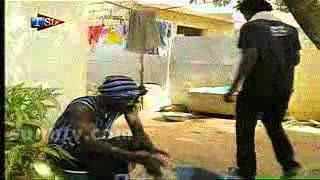 Marie Ndiago: Le linge