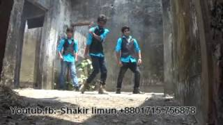 Bangla robot dance by shakir limun