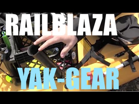yakntexas- YAK-GEAR - kayak accessories review