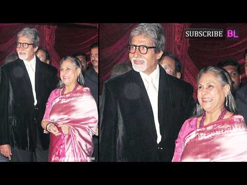 "Amitabh Bachchan apologises to Shah Rukh Khan for Jaya Bachchan's ""nonsensical"" remark on Happy New"