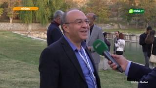Prof. Dr. Muhsin Konuk: UNESCO, üniversitemizi Türkiye'nin ilk ve tek mükemmeliyet merkezi seçti