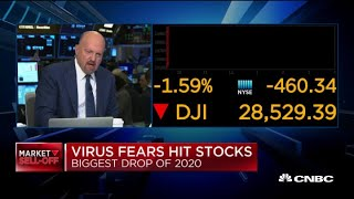 Cramer on selloff: This is 'the panic people have been waiting for'
