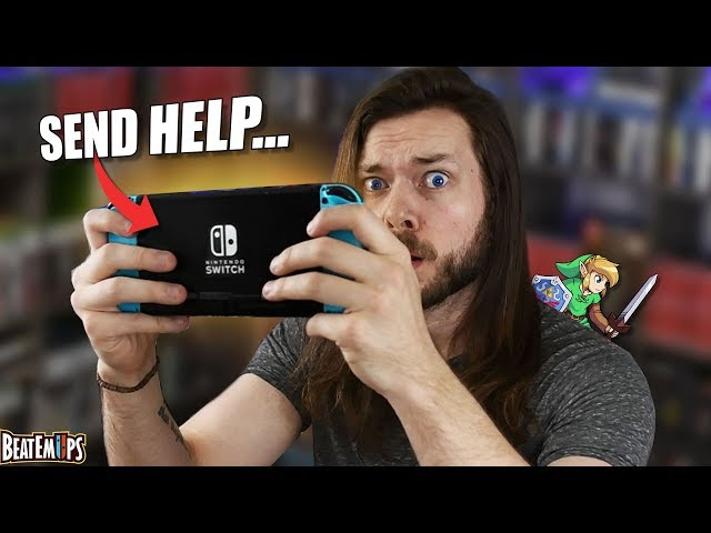 Nintendo Switch Games I CAN'T STOP PLAYING! thumbnail