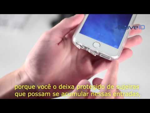 Review Capa Ringke Fusion p/ Apple Iphone 6 - Nave10