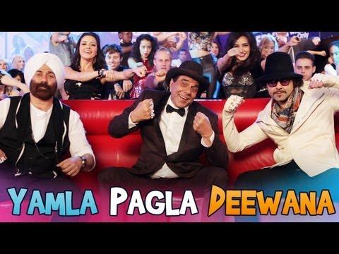 Title Song - Yamla Pagla Deewana 2 - Dharmendra, Sunny Deol & Bobby Deol