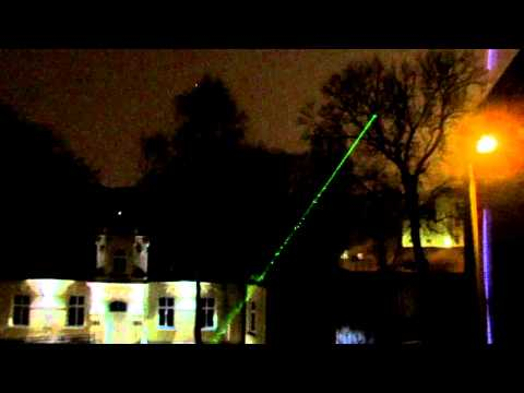 5mW Green Laser Pointer (Zielony Laser) 532nm