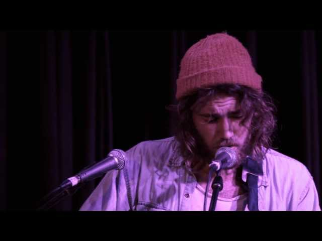 Communion Melbourne - July 22nd - Matt Corby performing Souls A'Fire