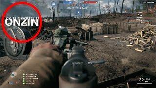 BATTLEFIELD 1 WEAPON GUN SOUNDS REVIEW #6