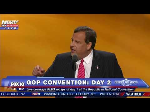 Chris Christie Would Love To Indict Hillary Clinton - FNN