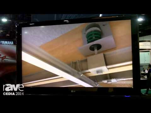 CEDIA 2014: AcousticSmart Talks Sound Isolation and Noise Barriers, Plus Photorealistic 3D Rendering