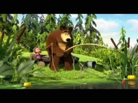 Юмор машу и медведя