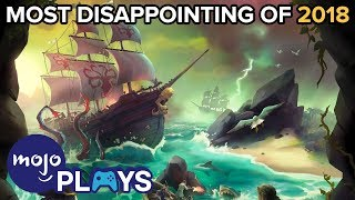 The Most Disappointing Game of 2018: Sea of Thieves