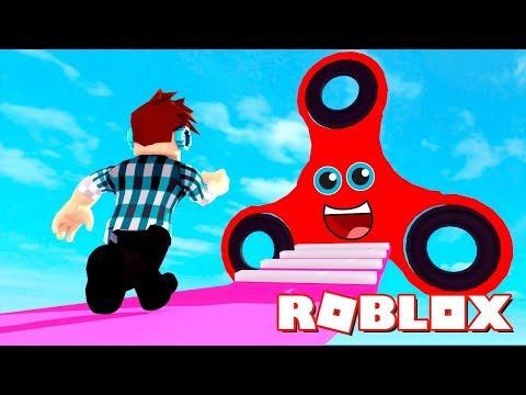 ПОБЕГ ОТ СПИННЕРА в ROBLOX БОЛЬШОЙ СПИННЕР развивающий Мультик Игры Видео Для детей Майнкрафт Дети