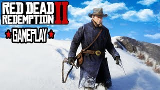 *NEW* 2 HOURS OF RED DEAD REDEMPTION GAMEPLAY! RDR2