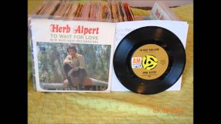 Watch Herb Alpert To Wait For Love video