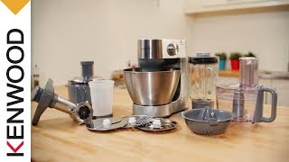 Kenwood Prospero Kitchen Machine | Product Demonstration (short version)