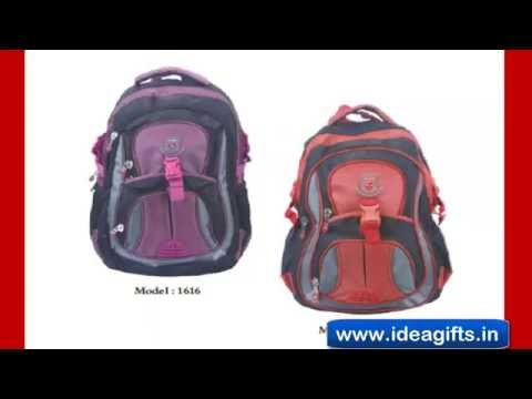 Promotional Laptop Backpack Bags Manufacturers &amp  Distributors In Delhi, Gurgaon &amp  Noida  India .