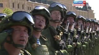 Buổi diễu binh hoành tráng nhất lịch sử thế giới của cường quốc quân sự Nga năm 2016