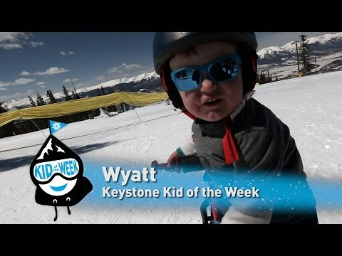 Keystone Kid of the Week - Wyatt!