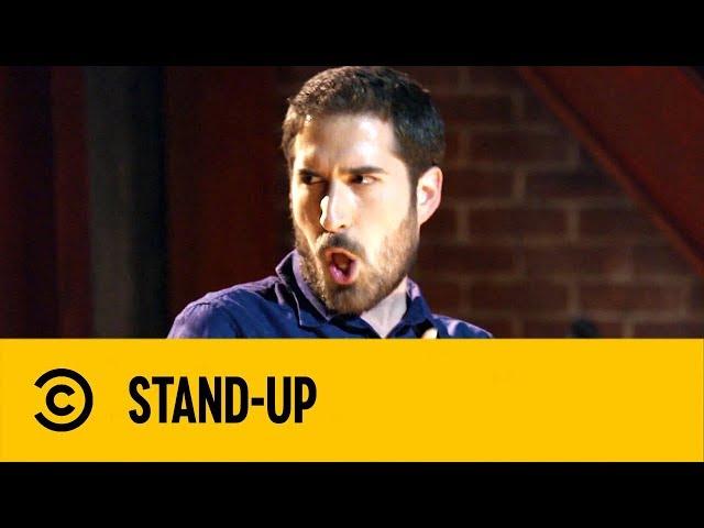 El Museo Tecnológico de México   Alex Fernández   Stand Up   Comedy Central México thumbnail