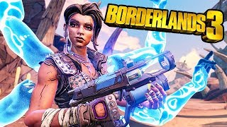 A NEW BEGINNING - BORDERLANDS 3 GAMEPLAY PLAYTHROUGH PART 1