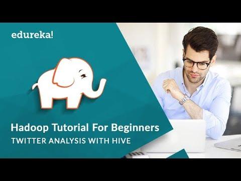 Big Data Hadoop Training | Twitter Analysis with Apache Hive | Hadoop Tutorial | Edureka