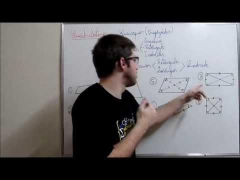 Geometria Plana - Quadriláteros - Prof. Gui