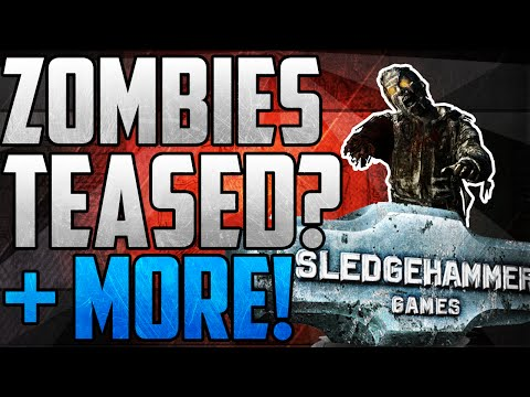 Call of Duty: Advanced Warfare - Zombies Teased? + Possible Multiplayer Reveal Tomorrow! (COD)