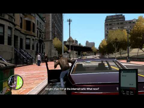 Grand Theft Auto IV Story Mode Part 6