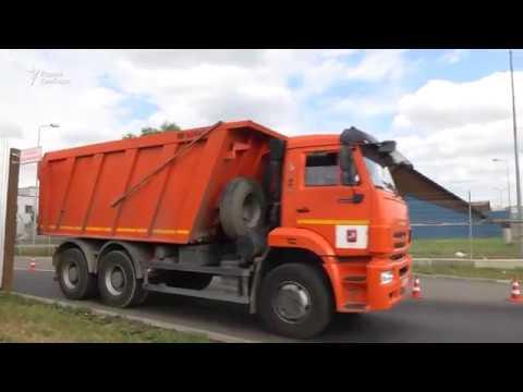 Голодовка водителей-гастарбайтеров в Москве