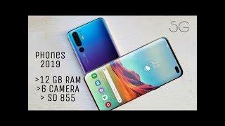 Top 3 BEST Smartphones To BUY Early 2019!