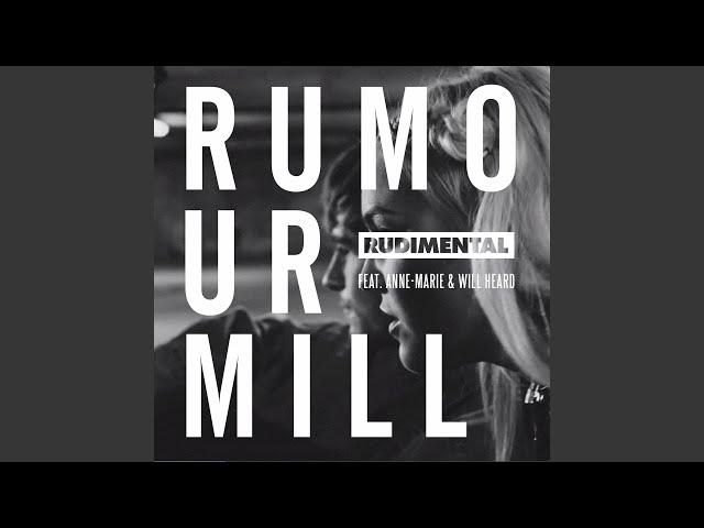Rumour Mill feat. Anne-Marie amp Will Heard Machinedrum Remix