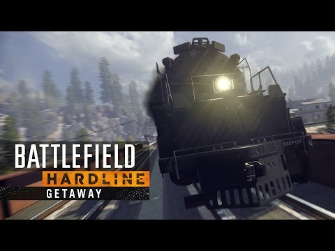 Battlefield Hardline: Getaway - 4 All-New Maps Sneak Peek