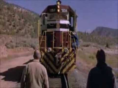 Under Siege 2 Dark Territory  1995  - Someone s Been ShotUnder Siege 2 Train Crash