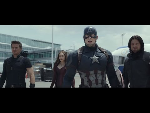 Captain America: Civil War - Trailer World Premiere reaction - Matioski