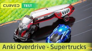 Anki Overdrive Supertrucks im Test | deutsch