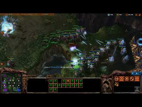 HD Starcraft 2 ZP v PP g10 p3/3 Video